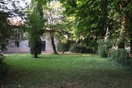 Villa Rodolfi, dimora storica immersa nella quiete - Gaiano - Bed & Breakfast