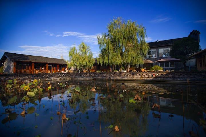 中国式庭院,古朴干净 - Jinhua - 一軒家