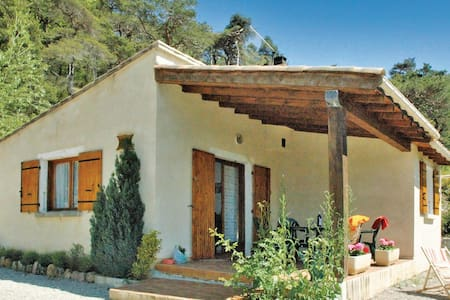 Holiday cottage with 2 bedrooms on 55m² in Teyssieres