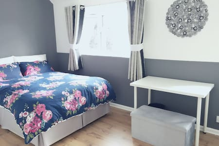 Sweet shepshed-convenient and stylish double room - Shepshed