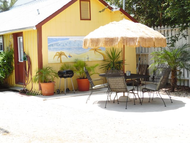 Yellow Fin Cottage Old Town Port A - Port Aransas