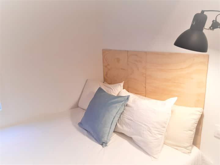 Preciosa habitacion acogedora con altillo