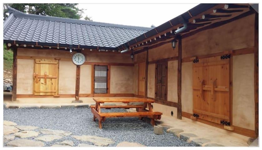 시서고옥 - Namyang-myeon, Cheongyang-gun - Huis