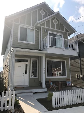 Beautiful 3 bedroom home in downtown Penticton