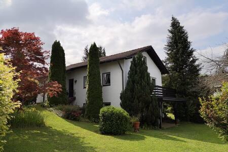 Haus/Wohnung mit Garten im Oberallgäu