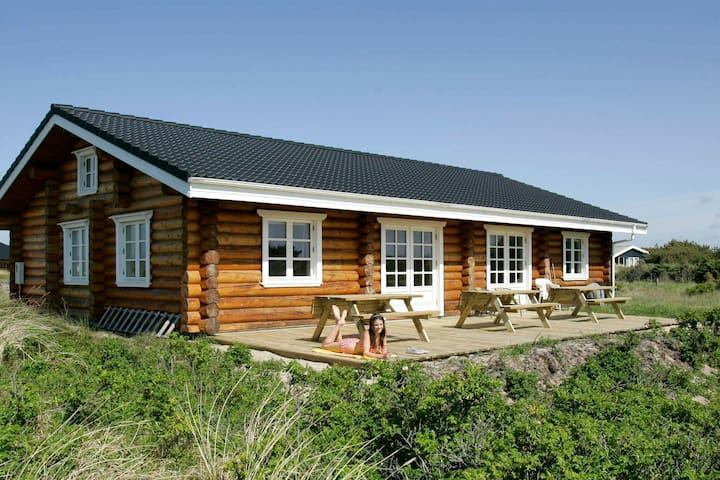 Gorgeous Holiday Home with Whirlpool in Jutland Denmark