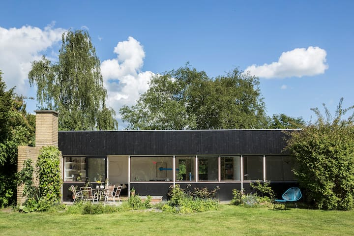 60ies villa close by lake - Farum - Ev