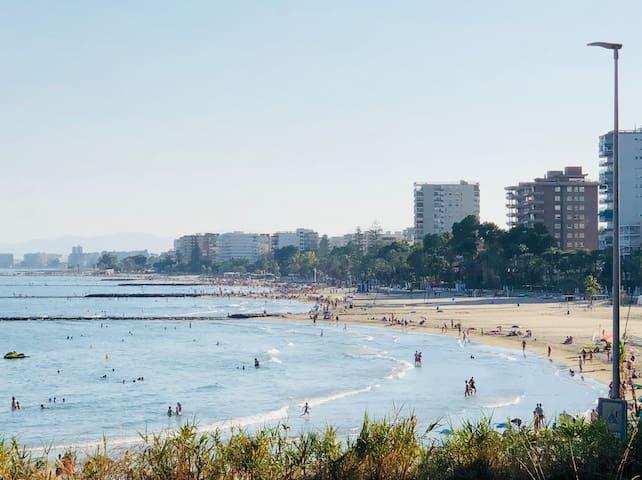 Apartamento de lujo - Encima del mar.