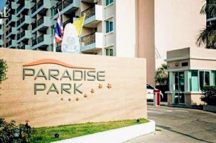Apartment in Paradise Park Jomtien Residence