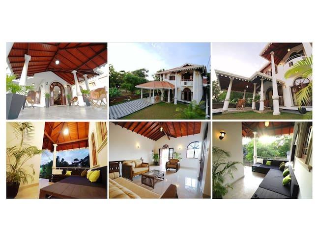 Zian Villa - 2nd floor 2 bed apart - Negombo - House