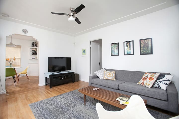 Hip 1-bed/1-bath in the heart of North Park
