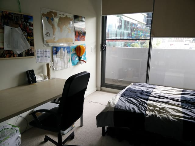 Furnished Parramatta bedroom - Parramatta - Apartemen
