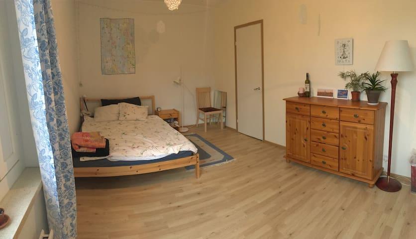 Spacious Room in Center of Lahti