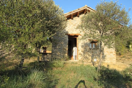 Small stone house surrounded by nature - Casa
