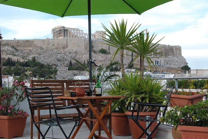 Lena's Home - Acropolis - Athina - Byt