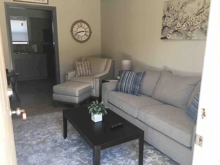 Apt in Central Lawton-perfect for long term rental