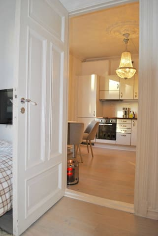 Charming and central apartment at Majorstuen