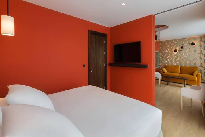 Suite Prestige - Hôtel l'Arbre Voyageur