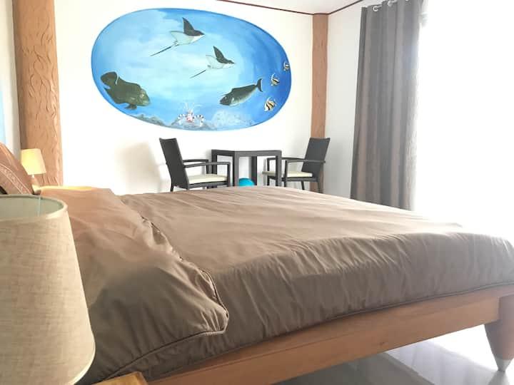 Cabilao Sunset Dive & Beach Resort  Deluxe Room 5