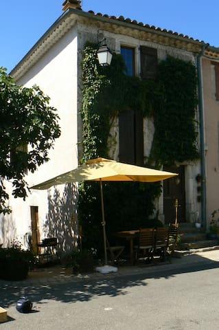 Charmante maison sur le plateau du Larzac - Saint-Maurice-Navacelles - House