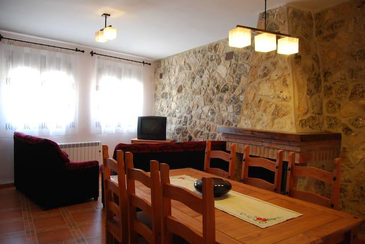 casa rural entorno relajante - Paracuellos - Hus