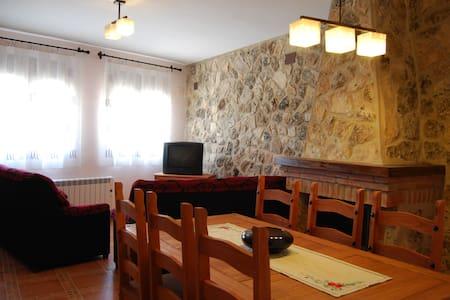 casa rural entorno relajante - Paracuellos - Casa