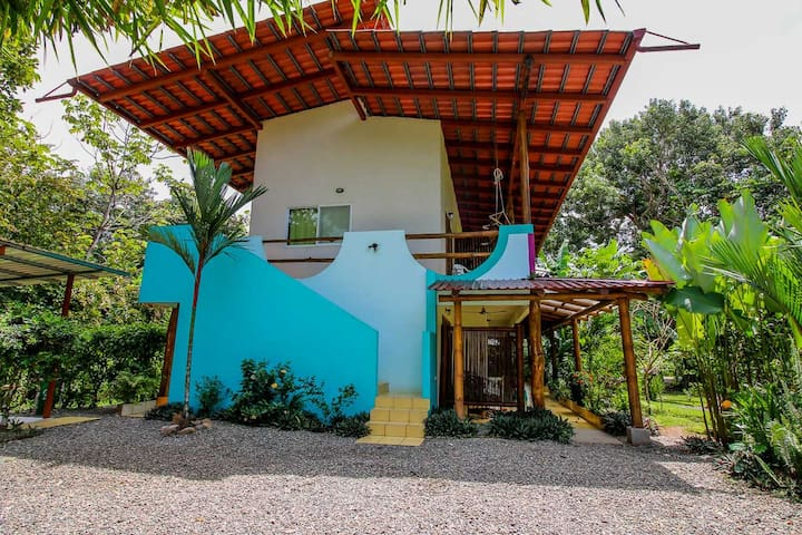 CASA COLIBRI- Playa Matapalo - Cabin for 4 Persons