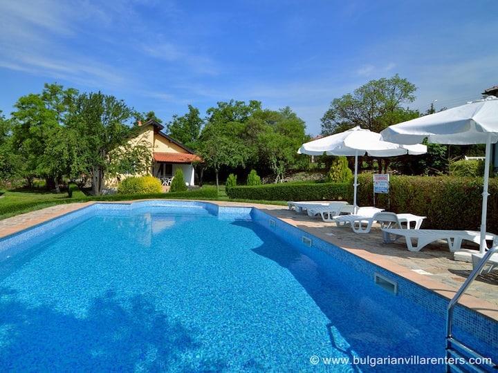 Villa Diana - Sunny Beach area