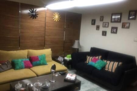 海河沿岸君临天下复式LOFT北欧设计风格家庭公寓 - Tianjin