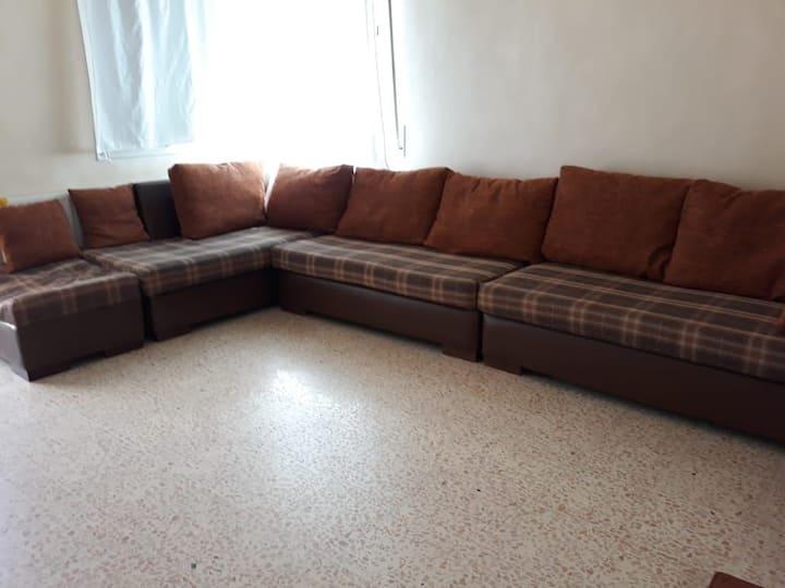 Furnished Apartment for rent in Jerash/Jordan