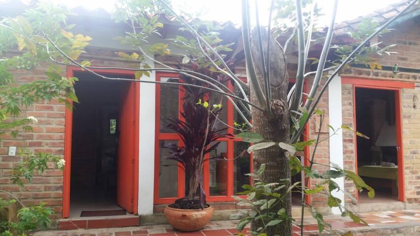 La Alameda Hotel Campestre Cabaña 11