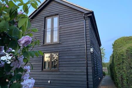The Lodge , Peppertree , Hitcham Lavenham, Suffolk