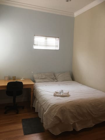 UCSF/golden Gate park cozy clean private room 63ab
