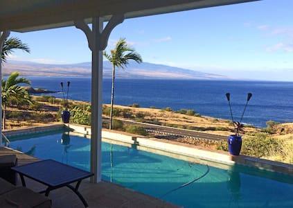 House of Singing Whales - 5 star home & views - Waimea - House