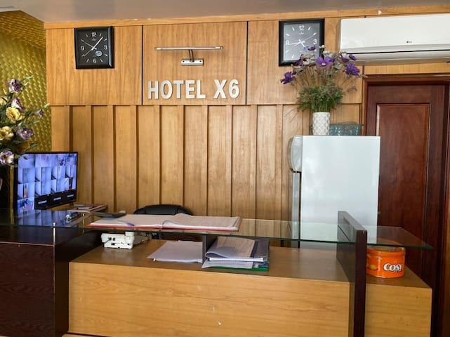 X6 hotel