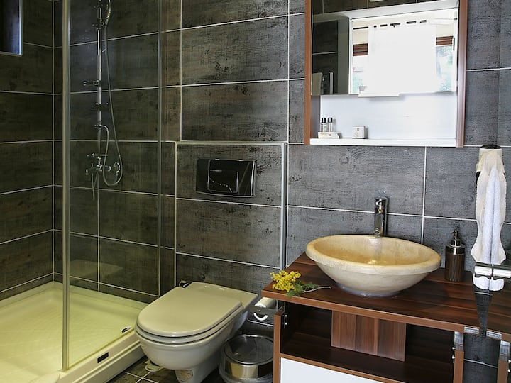 Orman Manzarali - Perili Kosk Concept Hotel