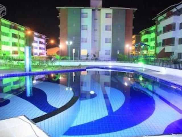 Apartamento Mobiliado Praia /Familia - Barra dos Coqueiros - Daire