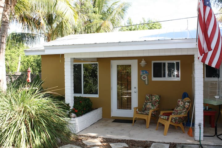 Florida Keys, old times, 50 yards to ocean, Unit 9 - Marathon - Apartament