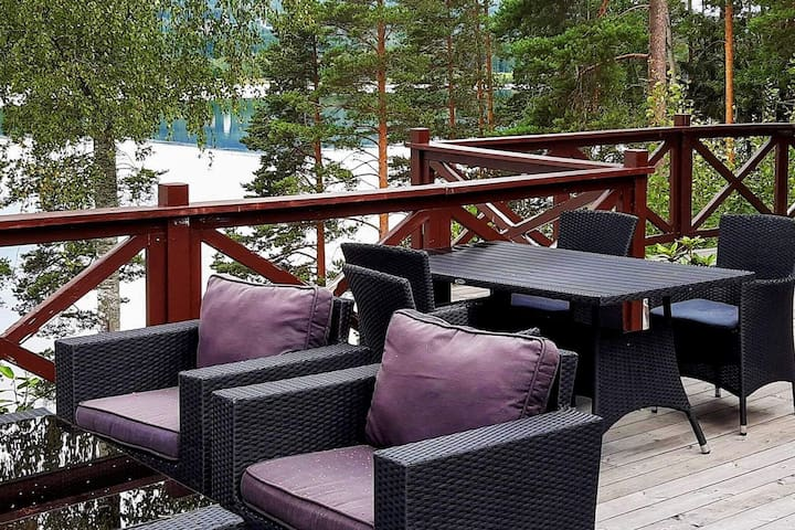 6 person holiday home in LUDVIKA