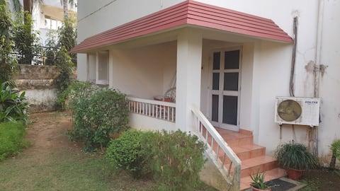 Garden side Private Room