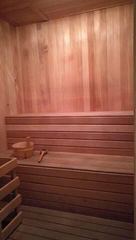 Sauna facility