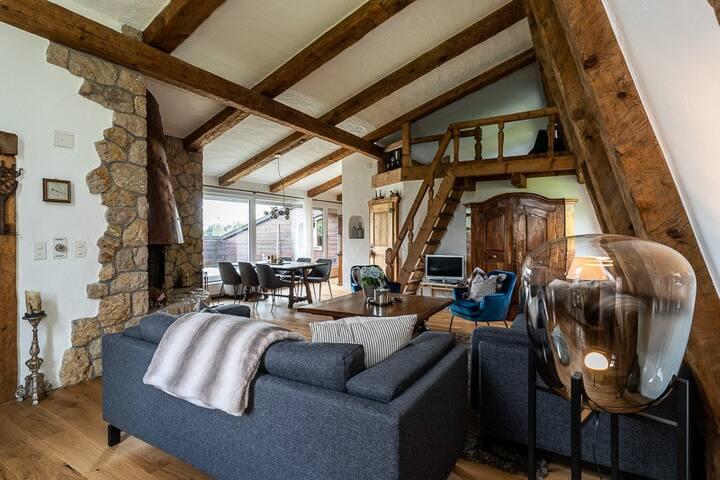 Edelweiss Ferienwohnung, Ägeri Nest, (Flims Waldhaus), 6039, 4.5 Zimmerwohnung - 6039