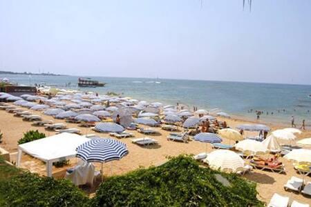 Апартаменты на берегу средиземного моря - Avsallar Belediyesi