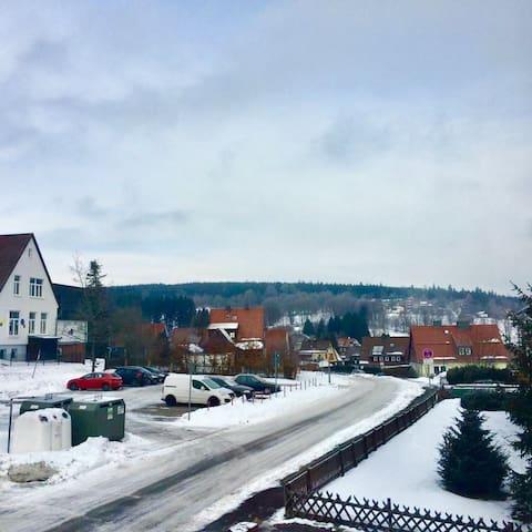 ruhige Ferienwohnung in Braunlage nahe Zentrum