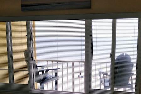 On The Beach, King #408, Balcony,Free Beach Chairs