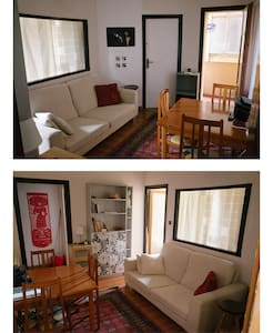 Nice dble bedroom to share next to the sea/center - Barcelona
