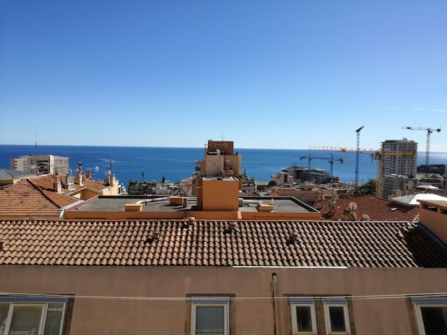 few steps from Monaco - Beausoleil - Apartment