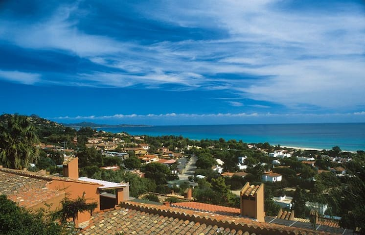Stunning flat and breathtaking view at Costa Rei - Costa Rei - Apartment