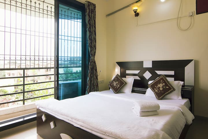 Private Room in Ghansoli - Navi Mumbai - Byt