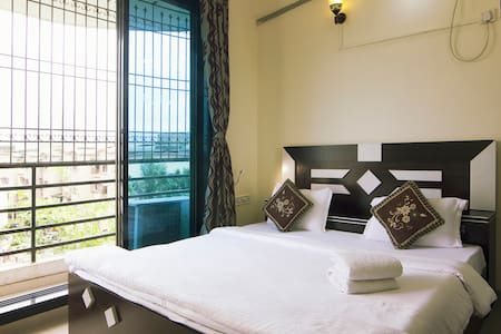 Private Room in Ghansoli - Navi Mumbai - อพาร์ทเมนท์